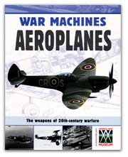 War Machines Aeroplanes