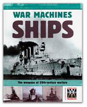 War Machines Ships